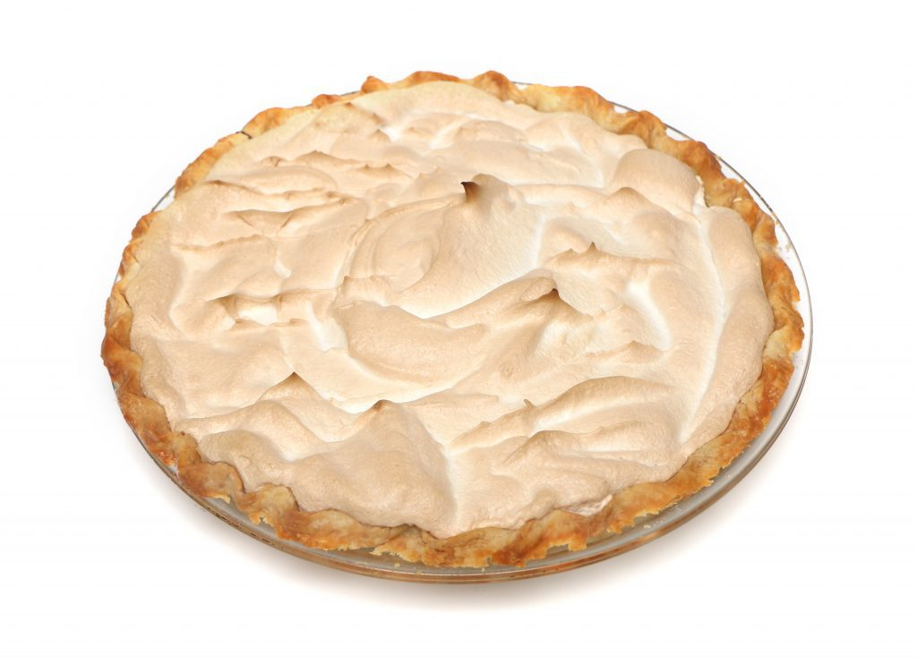 Bet'cha Ethel makes Lemon Meringue Pie